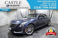 Used 2018 Cadillac CT6 Sedan For Sale in Portage, IN