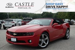 Used 2011 Chevrolet Camaro For Sale in Portage, IN