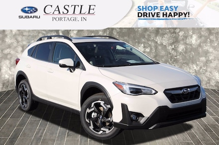 Featured New 2021 Subaru Crosstrek Limited SUV for Sale in Portage, IN