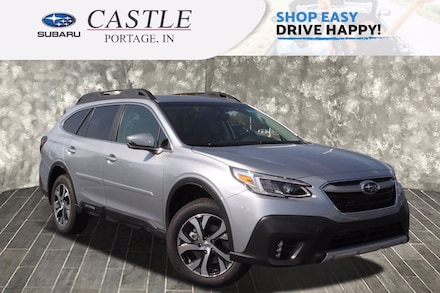 Featured New 2020 Subaru Outback Limited SUV for Sale in Portage, IN