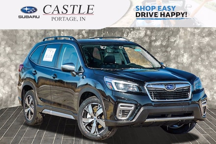 Featured New 2021 Subaru Forester Touring SUV for Sale in Portage, IN