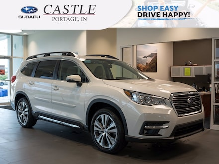 Featured New 2021 Subaru Ascent Limited 8-Passenger SUV for Sale in Portage, IN