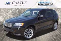 Used 2013 BMW X3 For Sale in Portage, IN