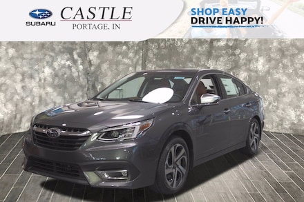 Featured New 2021 Subaru Legacy Touring XT Sedan for Sale in Portage, IN