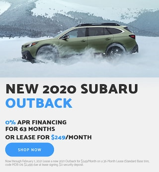 January - 2020 Outback