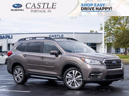 Featured New 2021 Subaru Ascent Limited 7-Passenger SUV for Sale in Portage, IN
