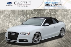 Used 2013 Audi S5 For Sale in Portage, IN