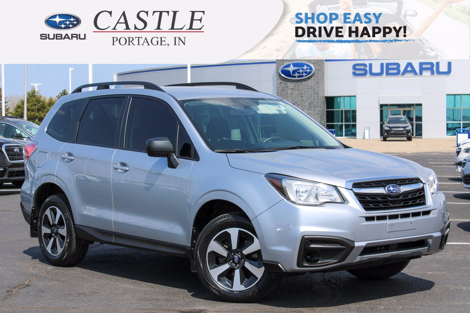 Used Subaru Forester Portage In