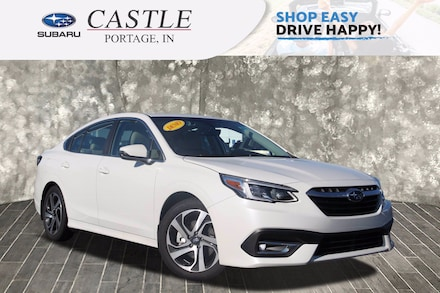 Featured New 2020 Subaru Legacy Limited Sedan for Sale in Portage, IN