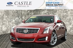 Used 2014 Cadillac ATS For Sale in Portage, IN