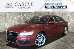 Used 2015 Audi A6 For Sale in Portage, IN