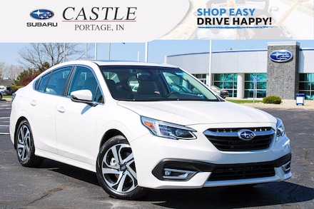 Featured New 2021 Subaru Legacy Limited Sedan for Sale in Portage, IN