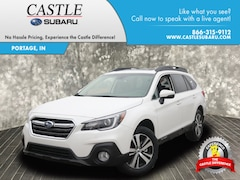 New 2019 Subaru Outback 2.5i Limited SUV 4S4BSANC3K3284264 Portage, IN