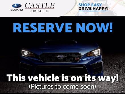 Featured New 2021 Subaru WRX Base Trim Level Sedan for Sale in Portage, IN