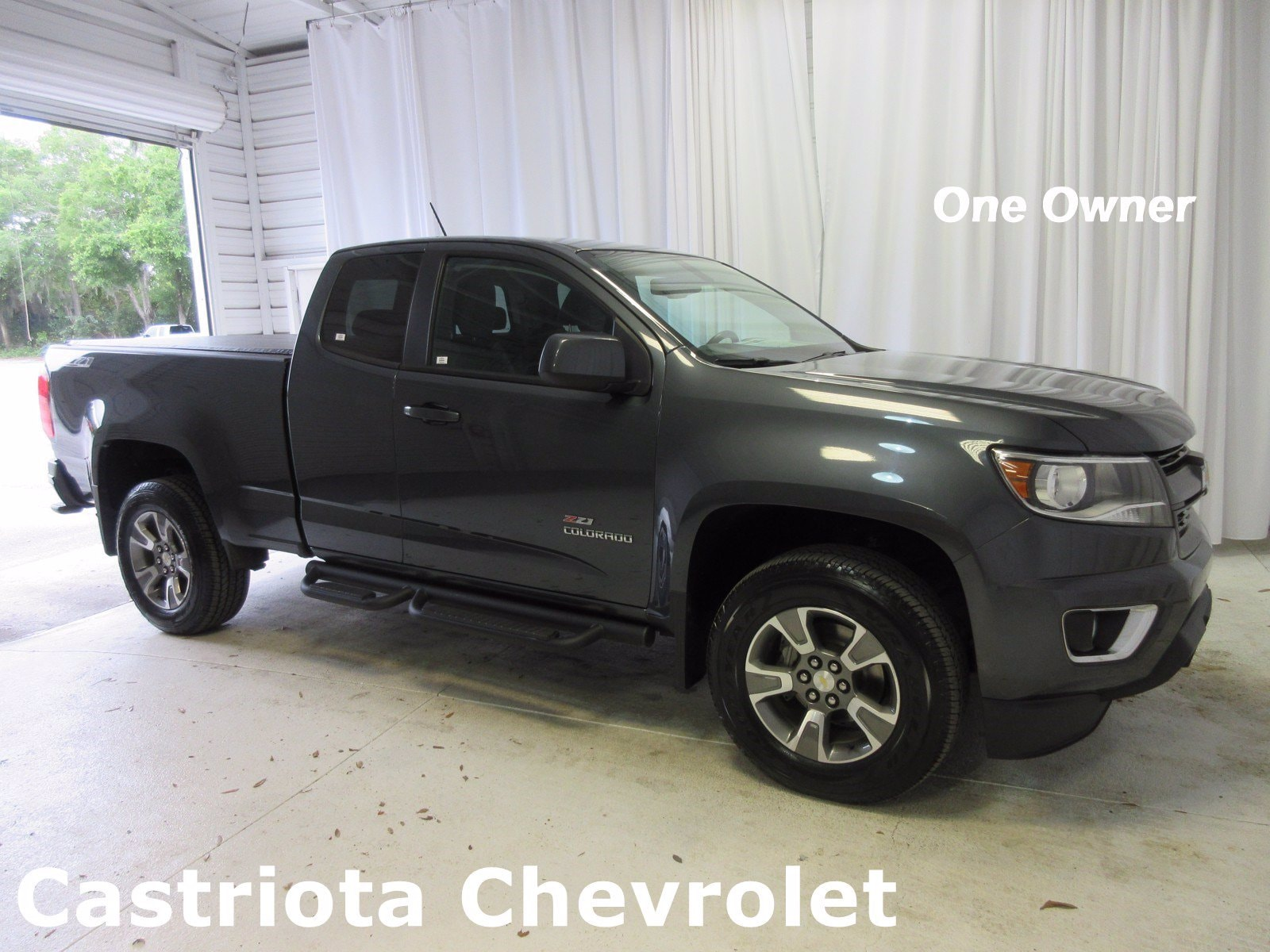 2017 Chevrolet Colorado Truck Extended Cab