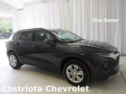 2019 Chevrolet Blazer JET BLACK SUV