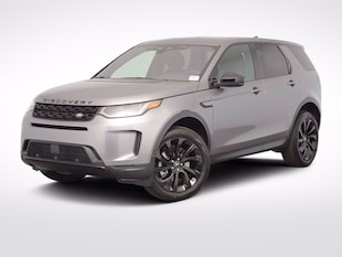 2021 Land Rover Discovery Sport SE SE 4WD
