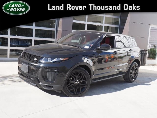 Used 2017 Land Rover Range Rover Evoque For Sale at Land Rover Thousand  Oaks | VIN: SALVD2BG4HH232168