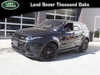 Certified Pre-Owned 2017 Land Rover Range Rover Evoque HSE Dynamic Sport Utility in Thousand Oaks, CA