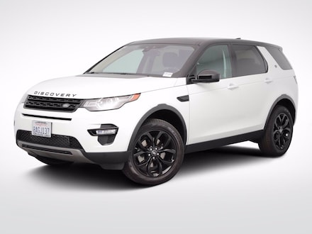 2017 Land Rover Discovery Sport HSE HSE 4WD