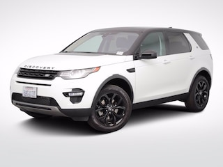 Certified Pre-Owned 2017 Land Rover Discovery Sport HSE HSE 4WD in Thousand Oaks, CA