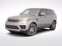 New 2021 Land Rover Range Rover Sport HSE Turbo i6 MHEV HSE Silver Edition in Thousand Oaks, CA