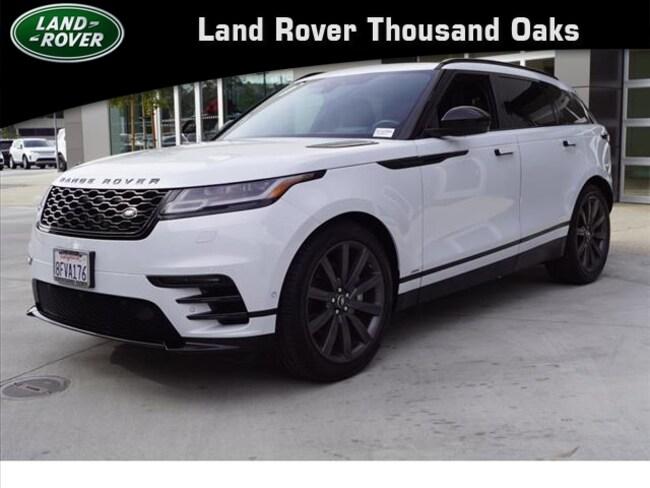 Used 2018 Land Rover Range Rover Velar RDYNHSE Sport Utility in Thousand Oaks, CA