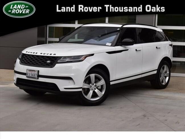 Used 2019 Land Rover Range Rover Velar S Sport Utility in Thousand Oaks, CA