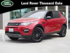 Used 2017 Land Rover Discovery Sport HSE Sport Utility in Thousand Oaks, CA