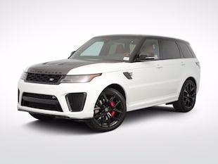 2021 Land Rover Range Rover Sport SVR V8 Supercharged SVR