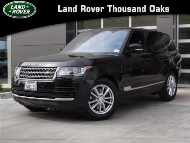 Used 2016 Land Rover Range Rover Sport Utility in Thousand Oaks, CA