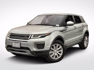 Certified Pre-Owned 2017 Land Rover Range Rover Evoque SE SE in Thousand Oaks, CA