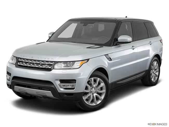 Used 2016 Land Rover Range Rover Sport V6 HSE Sport Utility in Thousand Oaks, CA