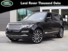 Used 2017 Land Rover Range Rover Autobiography Sport Utility in Thousand Oaks, CA