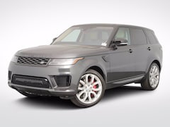 New 2021 Land Rover Range Rover Sport HSE Dynamic V8 Supercharged HSE Dynamic in Thousand Oaks, CA