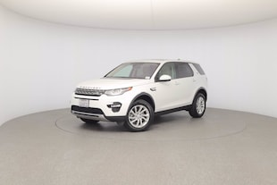 2018 Land Rover Discovery Sport HSE HSE 4WD