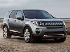 2016 Land Rover Discovery Sport HSE LUX SUV