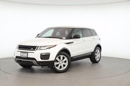 2019 Land Rover Range Rover Evoque SE SE