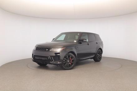 2018 Land Rover Range Rover Sport Dynamic V8 Supercharged Dynamic