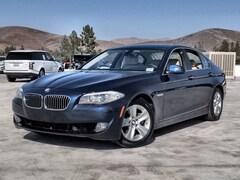 2011 BMW 5 Series 528i Sedan