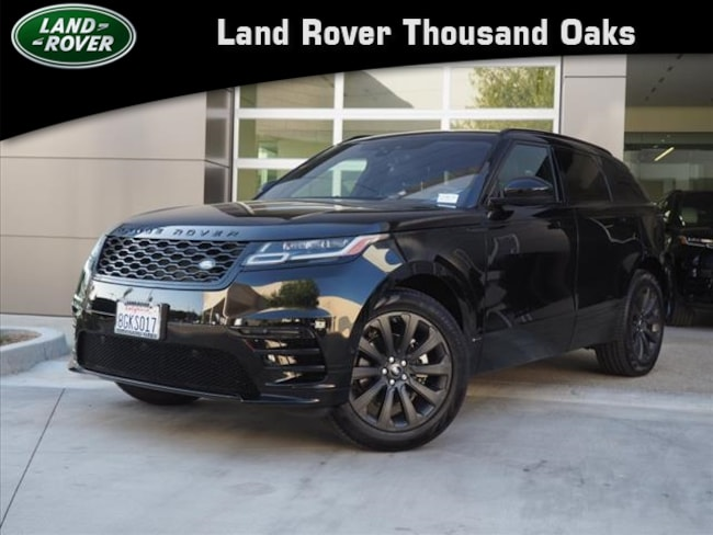Used 2019 Land Rover Range Rover Velar R-Dynamic SE Sport Utility in Thousand Oaks, CA