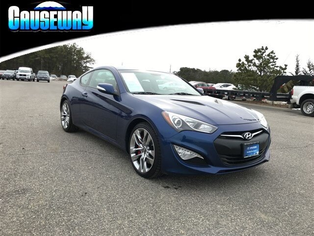 2015 Hyundai Genesis Coupe 3.8 Ultimate w/Tan Seats Coupe