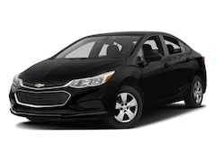 Used 2017 Chevrolet Cruze LS Sedan