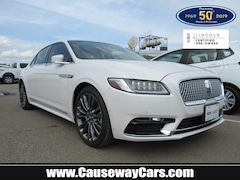 2017 Lincoln Continental Reserve Reserve AWD
