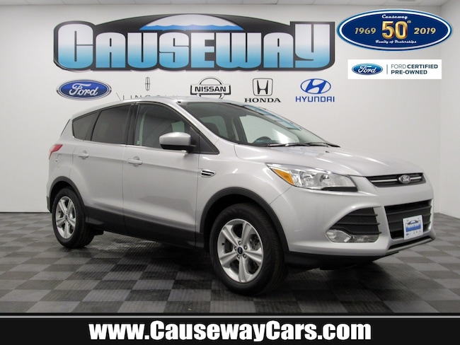 Certified Pre-Owned 2016 Ford Escape SE 4WD  SE For Sale Manahawkin, New Jersey