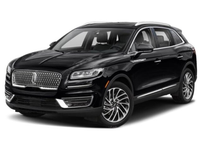 New 2019 Lincoln Nautilus Standard Crossover For Sale/Lease Manahawkin, New Jersey