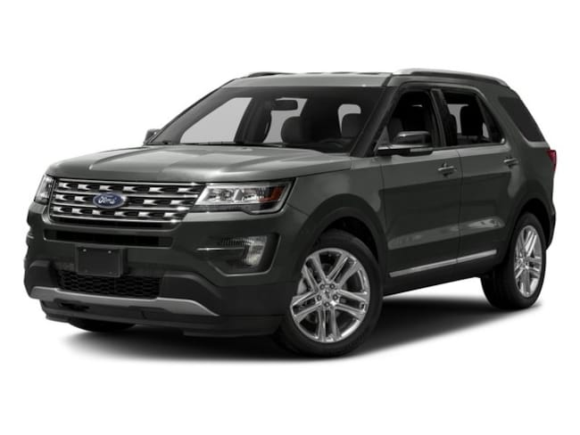 Certified Pre-Owned 2017 Ford Explorer XLT XLT 4WD For Sale Manahawkin, New Jersey
