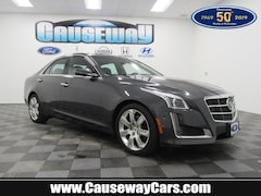 Used 2014 Cadillac CTS Sedan Premium AWD Sedan