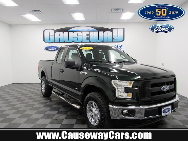 Used 2015 Ford F-150 XL 4WD SuperCab 145 XL For Sale Manahawkin, NJ