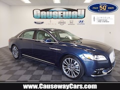 2017 Lincoln Continental Select Select AWD